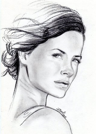 Evangeline Lilly by zayari